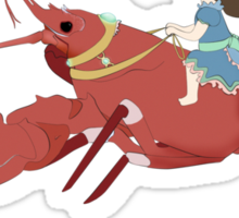 Noble Steed Sticker