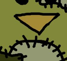 Frankenstein's Penguin Sticker