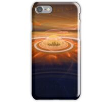 Evening in Bubble Town at Venus iPhone Case/Skin
