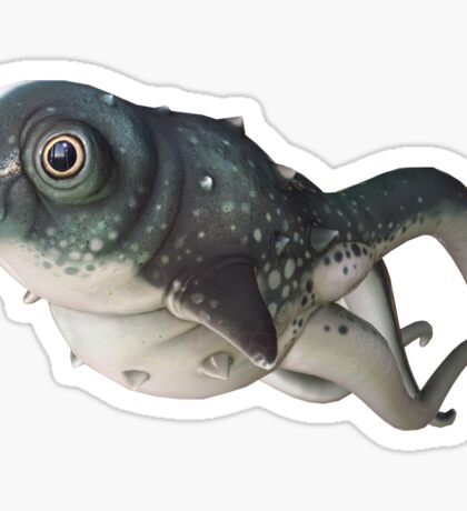 CuteFish Sticker