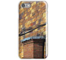 Bricks and Wires  iPhone Case/Skin