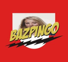 The Big Bang Theory: Bazpingo by JordanDefty