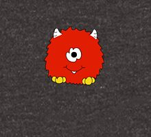 Fuzzy Little Monsters - Red 2 Unisex T-Shirt