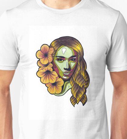 Femme Botanica - Hold Unisex T-Shirt