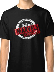Melbourne Marvel Supporters Range red Classic T-Shirt