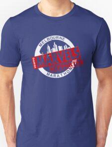Melbourne Marvel Supporters Range red Unisex T-Shirt