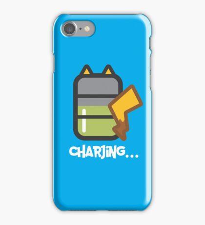 Charjing... iPhone Case/Skin