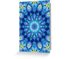 BLUE ENERGY   REPSYCLE #105 Greeting Card