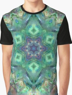 Crystalline Reflections 5 Graphic T-Shirt