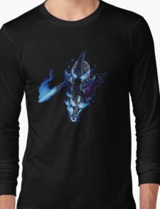 abaddon dota 2 Long Sleeve T-Shirt