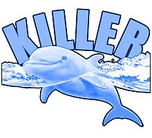 killer dolphins hunt  by colioni