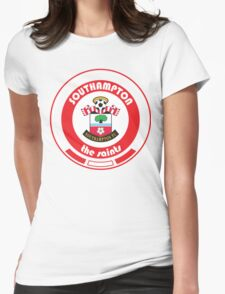 EPL 2016 - Football - Southampton Womens Fitted T-Shirt