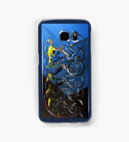 Pedal power Samsung Galaxy Case/Skin