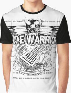 Code Warrior Graphic T-Shirt