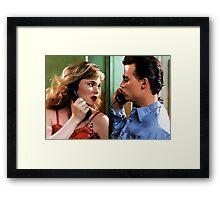 Cry Baby Movie Framed Print