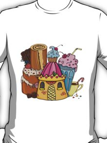 Sweet castle T-Shirt