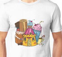 Sweet castle Unisex T-Shirt