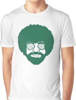 Happy Little Trees Graphic T-Shirt