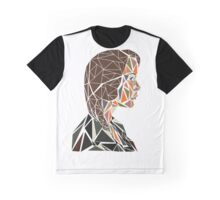 Katniss, the Girl on Fire Graphic T-Shirt