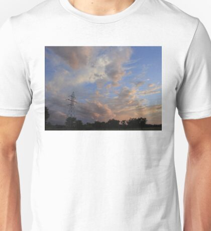 Kansas Country Storm Cloud's Unisex T-Shirt