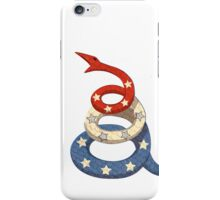 Patriotic Snake iPhone Case/Skin