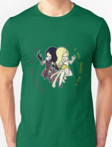 Smite - Two shades of Hel (Chibi) Unisex T-Shirt