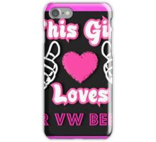 Love your beetle iPhone Case/Skin