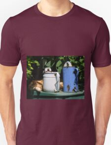 Roudoudou tribute to my sleeping alone in vintage ! 02 (c)(t) ) by Olao-Olavia / Okaio Créations fz 200 au 455 mm  Unisex T-Shirt
