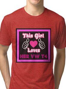 Love your T4 Tri-blend T-Shirt