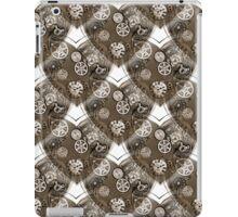 Mechanical Cog Hearts iPad Case/Skin
