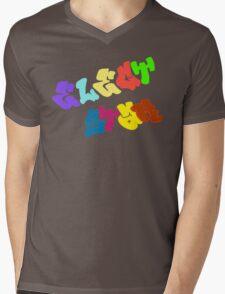 Elect Star Mens V-Neck T-Shirt