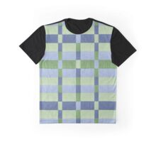 knitted geometric pattern Graphic T-Shirt