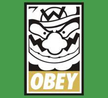 OBEY WARIO Baby Tee