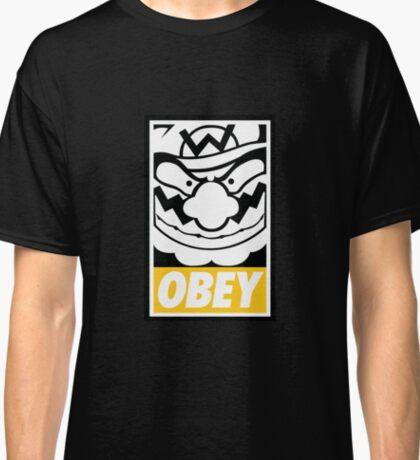 OBEY WARIO Classic T-Shirt