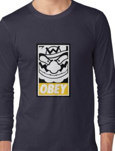 OBEY WARIO Long Sleeve T-Shirt