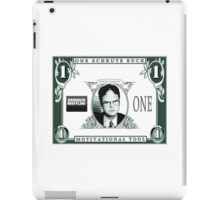Schrute Buck iPad Case/Skin