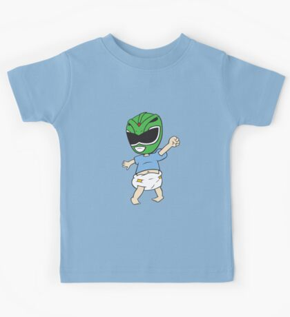 Mighty Morphin Rugrat Kids Tee