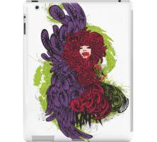 Vampire girl iPad Case/Skin