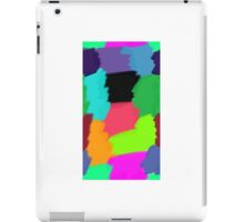 Colour Patches iPad Case/Skin