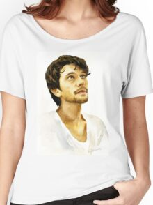 Ben Whishaw 03 Women's Relaxed Fit T-Shirt