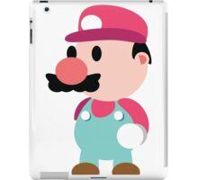 Minimal Mario iPad Case/Skin