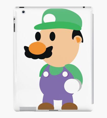 Minimal Luigi iPad Case/Skin