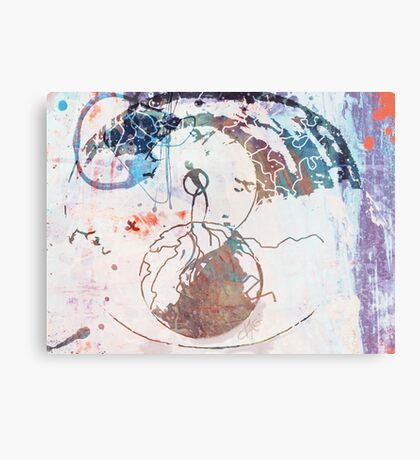 LOOKING FOR MY ROOTS Canvas Print