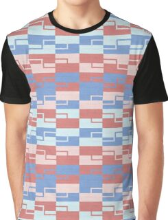 Abstract multicolor vector Graphic T-Shirt