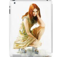 Karen Gillan iPad Case/Skin