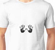 Handprints Unisex T-Shirt