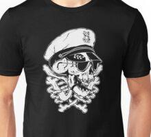 Death Skull Captain Unisex T-Shirt