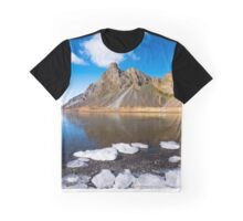 Water and Ice Graphic T-Shirt