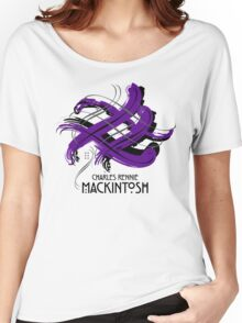 Charles Rennie Mackintosh  Women's Relaxed Fit T-Shirt