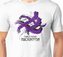 Charles Rennie Mackintosh  Unisex T-Shirt